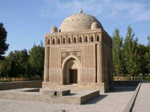 ضريح السامانيين، بخارى، أوزبكستان
