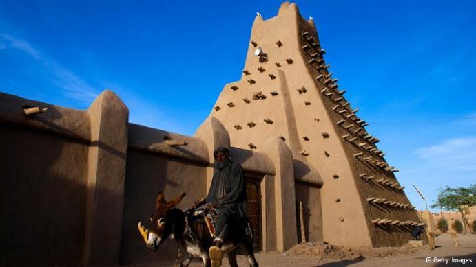 أضرحة مدينة تمبكتو، جمهورية مالي الأفريقية
